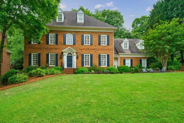7875 Landowne Drive, Sandy Springs, GA 30350 (MLS #6876880) :: Path & Post Real Estate