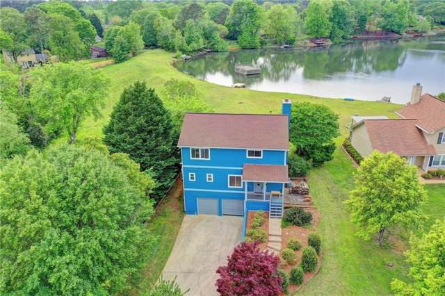 2742 Inverloch Circle, Duluth, GA 30096 (MLS #6876910) :: Path & Post Real Estate