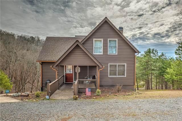 195 Stirratt Road, Ranger, GA 30734 (MLS #6876914) :: North Atlanta Home Team