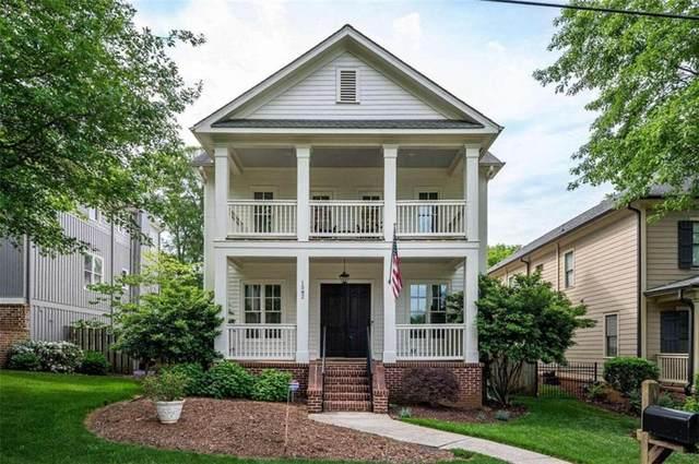 1582 Walker Street, Smyrna, GA 30080 (MLS #6876916) :: North Atlanta Home Team