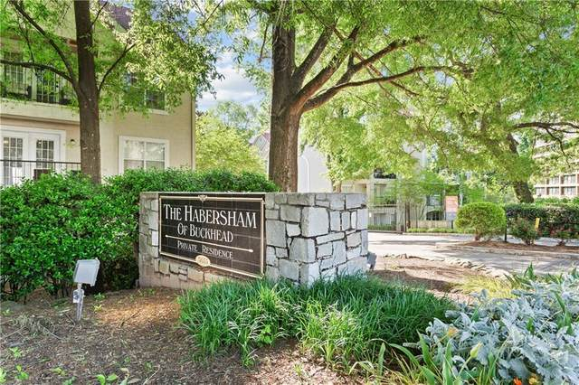 3655 Habersham Road NE #315, Atlanta, GA 30305 (MLS #6876933) :: North Atlanta Home Team