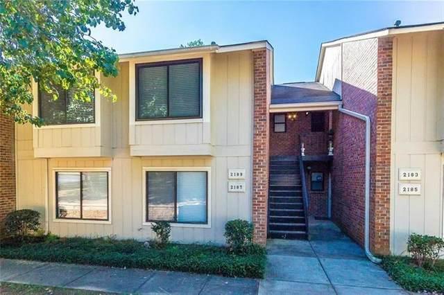 2189 Palmyra Drive, Marietta, GA 30067 (MLS #6876935) :: Kennesaw Life Real Estate
