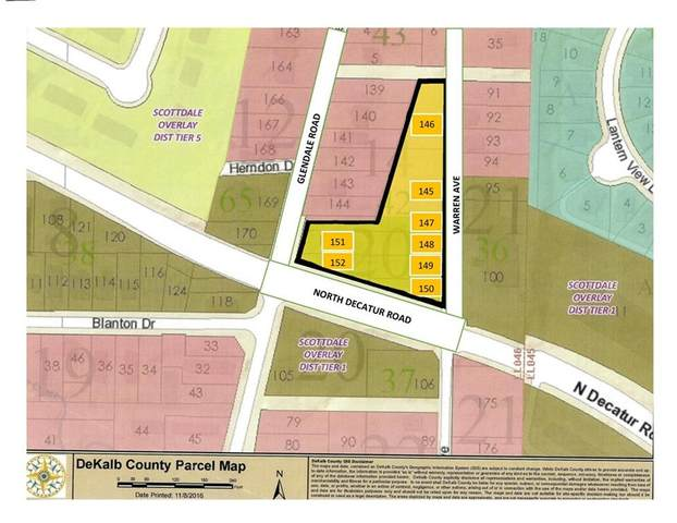 3356 North Decatur Road, Decatur, GA 30079 (MLS #6876939) :: The Heyl Group at Keller Williams