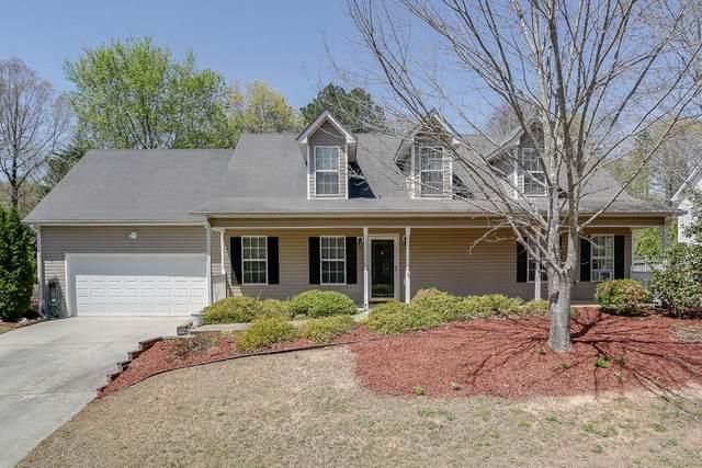 7512 Woody Springs Drive, Flowery Branch, GA 30542 (MLS #6876957) :: North Atlanta Home Team