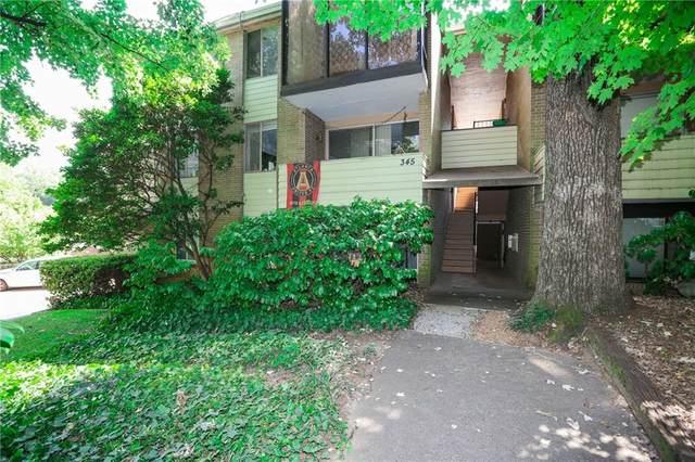 345 7th Street NE #12, Atlanta, GA 30308 (MLS #6876975) :: RE/MAX Prestige