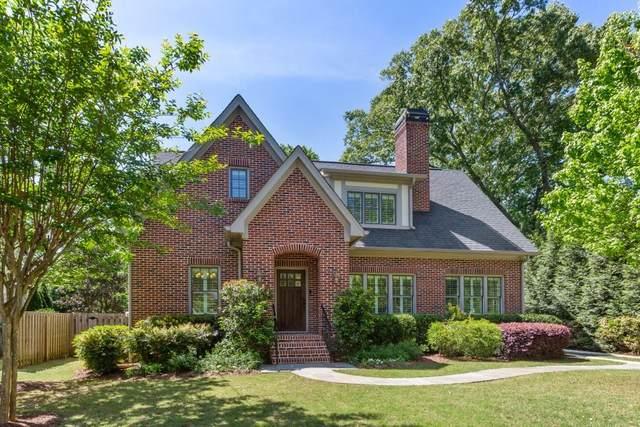 123 Hilldale Drive, Decatur, GA 30030 (MLS #6876977) :: AlpharettaZen Expert Home Advisors