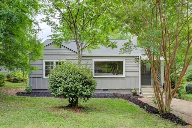 741 Brown Place, Decatur, GA 30030 (MLS #6876980) :: North Atlanta Home Team