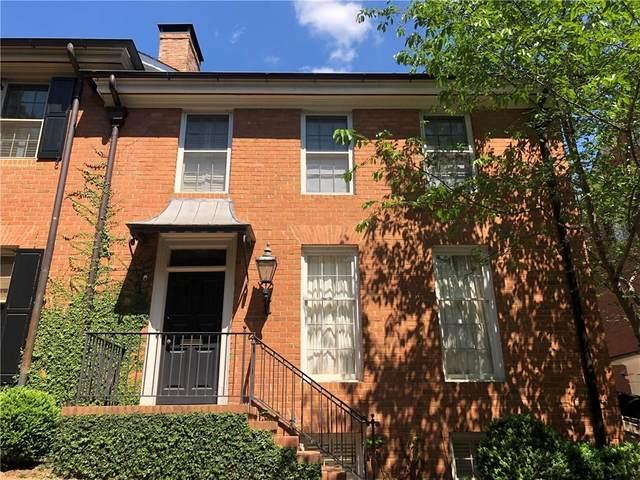 2774 Andrews Drive NW #14, Atlanta, GA 30305 (MLS #6876995) :: Todd Lemoine Team