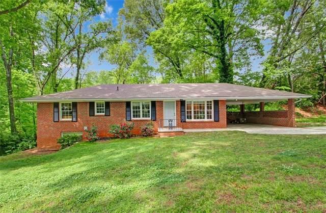 4800 Dixon Lake Drive SE, Smyrna, GA 30082 (MLS #6877030) :: North Atlanta Home Team