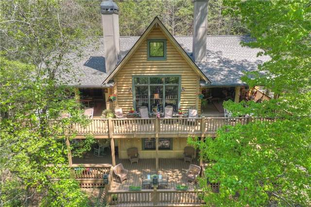 260 Clark Trail, Ellijay, GA 30540 (MLS #6877034) :: RE/MAX Prestige