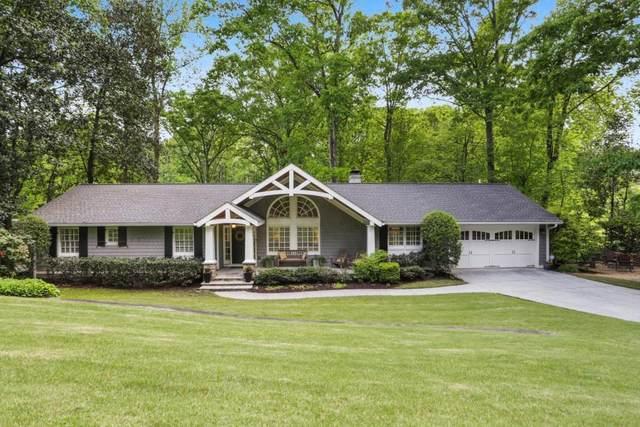 4246 Tuxedo Forest Drive, Atlanta, GA 30342 (MLS #6877037) :: North Atlanta Home Team