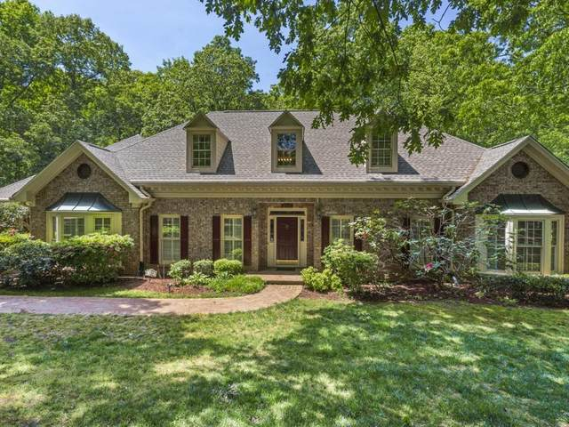 120 Classic Cove, Sandy Springs, GA 30350 (MLS #6877039) :: North Atlanta Home Team