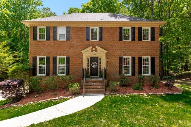 3466 Clement Court, Peachtree Corners, GA 30096 (MLS #6877048) :: North Atlanta Home Team