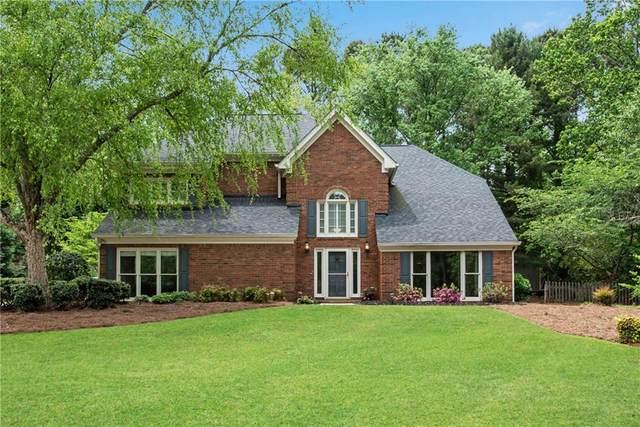 445 Saddle Creek Circle, Roswell, GA 30076 (MLS #6877054) :: Path & Post Real Estate