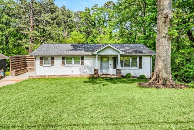 2134 Mark Trail, Decatur, GA 30032 (MLS #6877059) :: The Zac Team @ RE/MAX Metro Atlanta