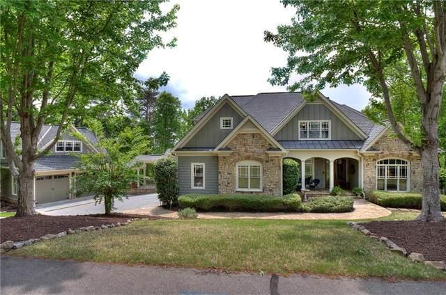 56 Waterside Drive SE, Cartersville, GA 30121 (MLS #6877061) :: RE/MAX Paramount Properties