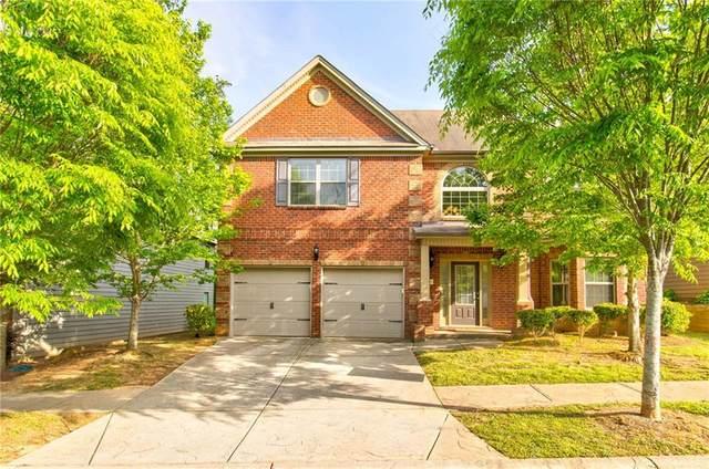 7980 Snapwell Drive, Fairburn, GA 30213 (MLS #6877097) :: North Atlanta Home Team