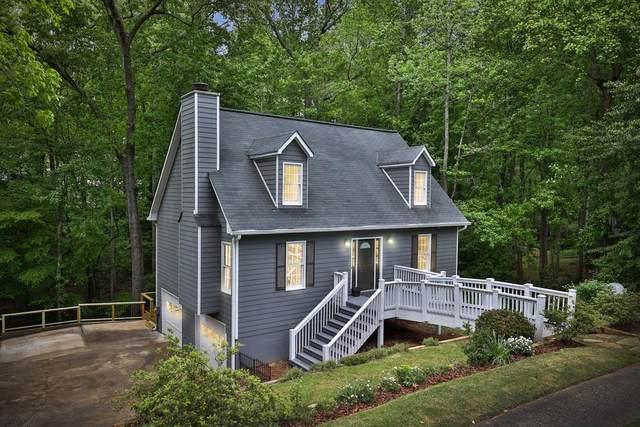 2271 Sims Drive NE, Marietta, GA 30066 (MLS #6877102) :: North Atlanta Home Team