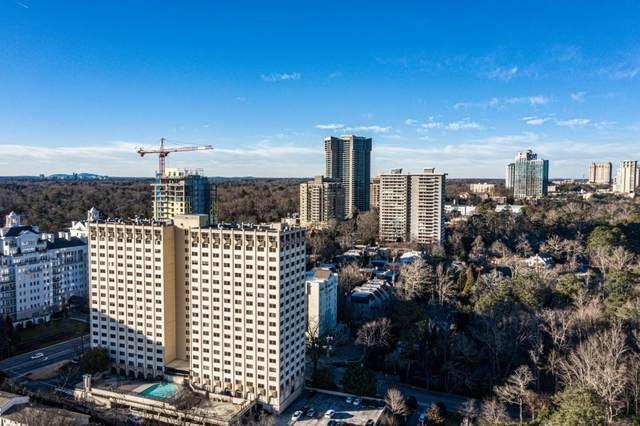 2479 Peachtree Road NE #809, Atlanta, GA 30305 (MLS #6877104) :: Thomas Ramon Realty