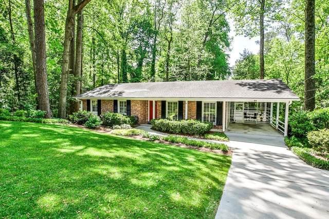 2301 Ferndale Drive, Decatur, GA 30030 (MLS #6877107) :: North Atlanta Home Team