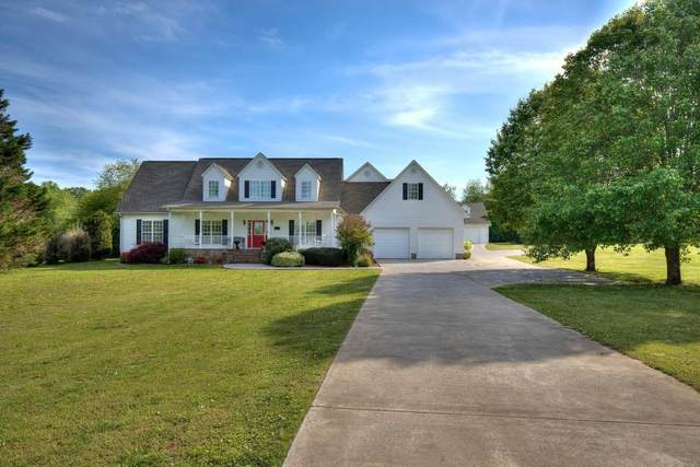 425 Mcdaniel Station Road, Calhoun, GA 30701 (MLS #6877137) :: The Gurley Team