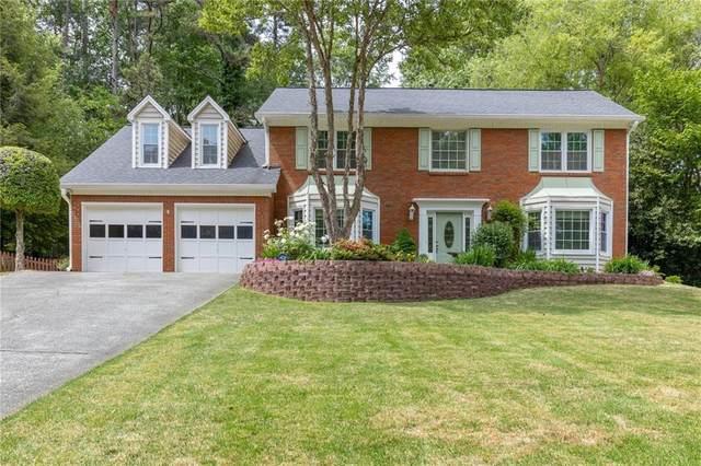 4266 Arbor Club Drive, Marietta, GA 30066 (MLS #6877147) :: North Atlanta Home Team