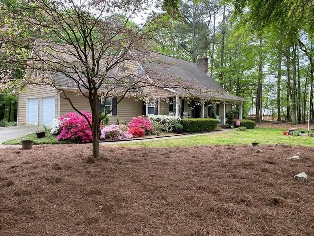 3044 Oak Grove Road, Loganville, GA 30052 (MLS #6877156) :: North Atlanta Home Team