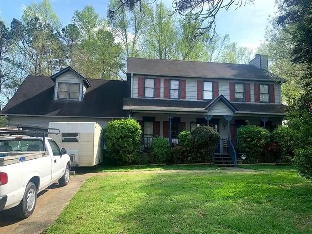 4192 Irish Highland Drive, Powder Springs, GA 30127 (MLS #6877171) :: North Atlanta Home Team