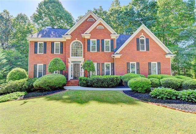 455 Silverthorne Point, Lawrenceville, GA 30043 (MLS #6877239) :: North Atlanta Home Team