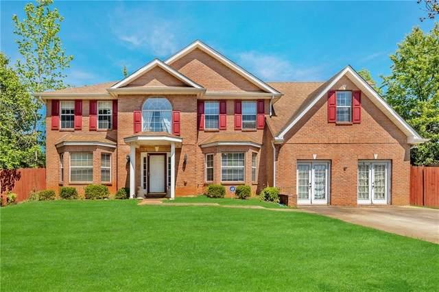 2124 Hairston Creek Parkway, Decatur, GA 30035 (MLS #6877250) :: North Atlanta Home Team