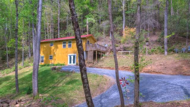 861 Little Rock Creek Road, Cherry Log, GA 30522 (MLS #6877268) :: The Gurley Team