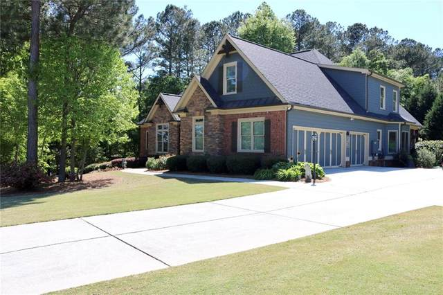 210 Chandler Walk, Loganville, GA 30052 (MLS #6877314) :: The Hinsons - Mike Hinson & Harriet Hinson