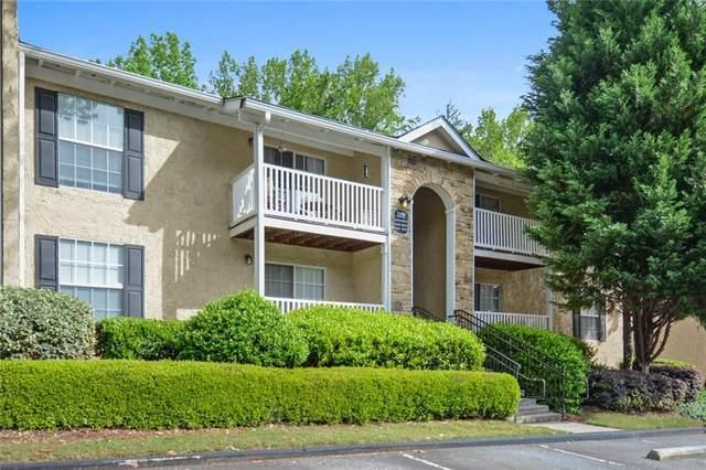 3160 Seven Pines Court #309, Atlanta, GA 30339 (MLS #6877348) :: Thomas Ramon Realty