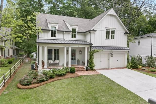 324 Awtrey Street NW, Marietta, GA 30064 (MLS #6877369) :: North Atlanta Home Team