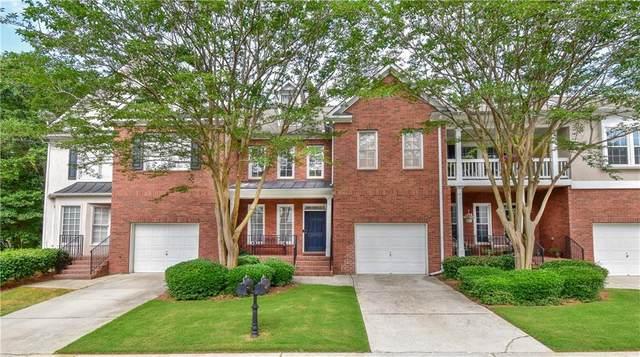 2434 Leaf Hollow Court SE, Atlanta, GA 30339 (MLS #6877385) :: The Hinsons - Mike Hinson & Harriet Hinson