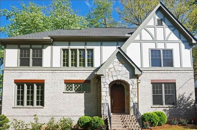 1295 Cumberland Road NE, Atlanta, GA 30306 (MLS #6877395) :: North Atlanta Home Team
