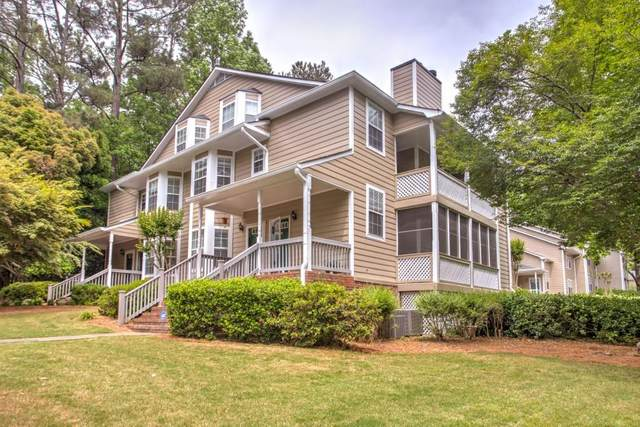 4490 Pineridge Circle #4490, Dunwoody, GA 30338 (MLS #6877416) :: North Atlanta Home Team