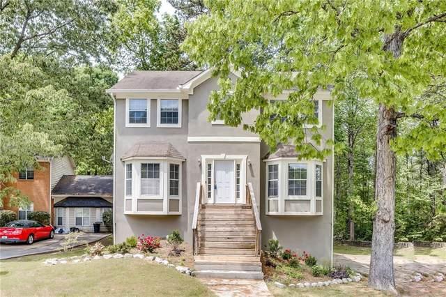 5132 Oaktree Trail, Lithonia, GA 30038 (MLS #6877420) :: North Atlanta Home Team