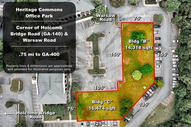 912C Holcomb Bridge Road, Roswell, GA 30076 (MLS #6877421) :: North Atlanta Home Team