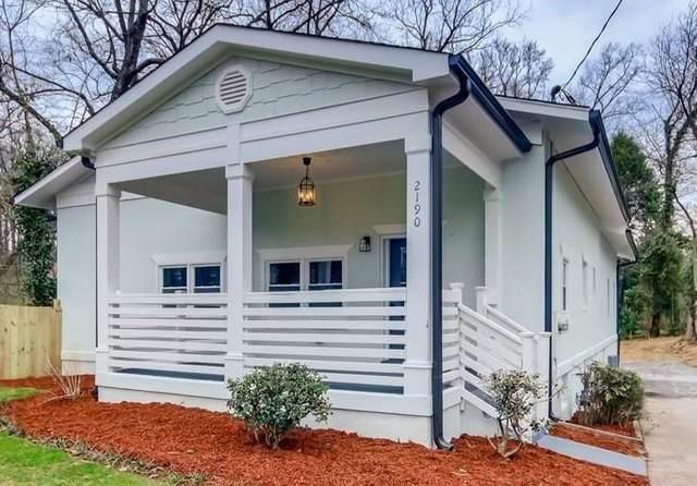 2190 Memorial Drive SE, Atlanta, GA 30317 (MLS #6877433) :: Good Living Real Estate