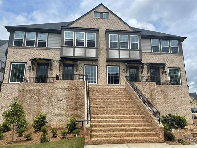 2511 Figaro Drive #210, Atlanta, GA 30339 (MLS #6877435) :: The Justin Landis Group