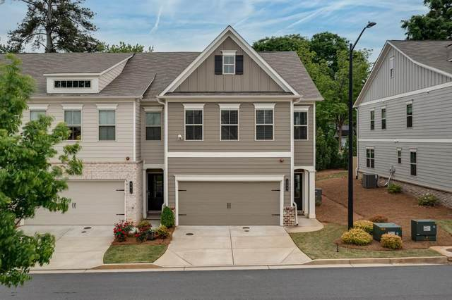 258 Alday Lane, Marietta, GA 30060 (MLS #6877437) :: Thomas Ramon Realty
