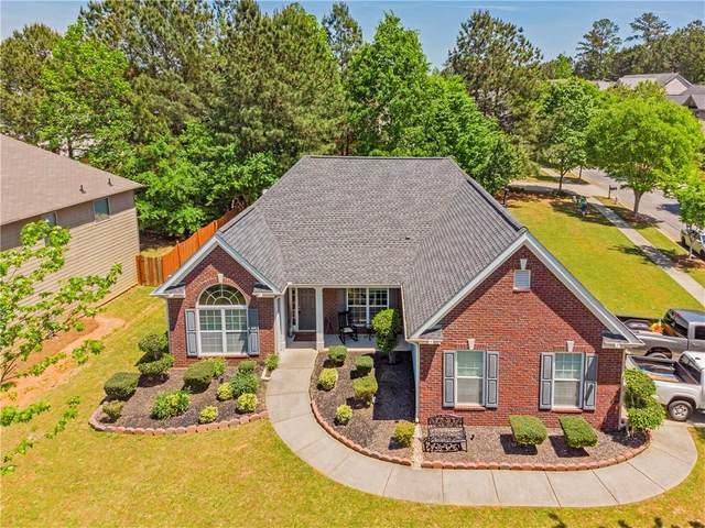 7874 The Lakes Drive, Fairburn, GA 30213 (MLS #6877443) :: North Atlanta Home Team