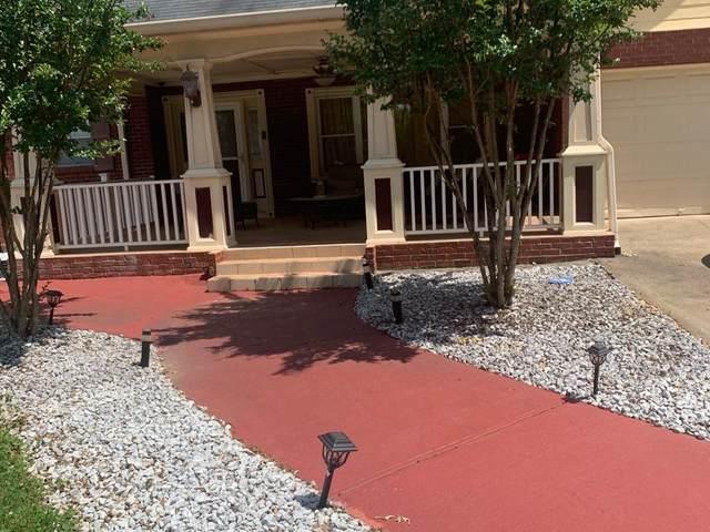 1608 Wellborn Road, Lithonia, GA 30058 (MLS #6877446) :: North Atlanta Home Team