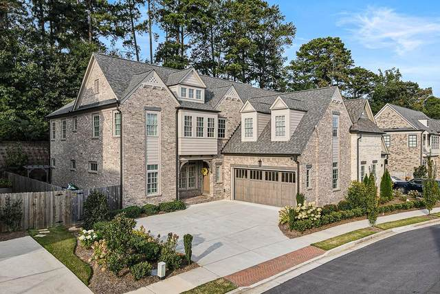 1803 Kent Avenue, Dunwoody, GA 30338 (MLS #6877465) :: North Atlanta Home Team