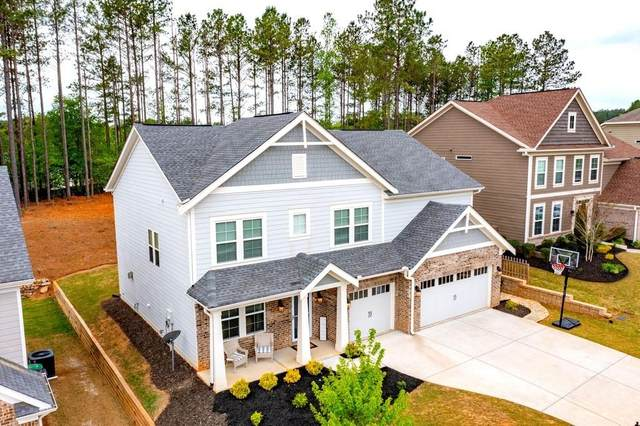 102 Floating Leaf Way, Dallas, GA 30132 (MLS #6877479) :: Maria Sims Group