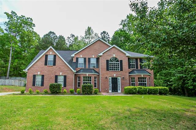 4607 Bald Eagle Way, Douglasville, GA 30135 (MLS #6877482) :: North Atlanta Home Team