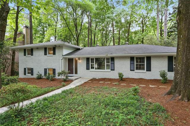 1408 Sanden Ferry Drive, Decatur, GA 30033 (MLS #6877483) :: North Atlanta Home Team
