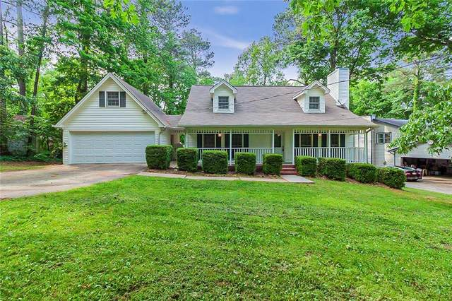 5884 Four Winds Drive SW, Lilburn, GA 30047 (MLS #6877487) :: North Atlanta Home Team