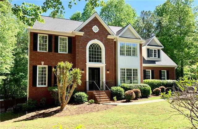 595 Devonshire Farms Way, Alpharetta, GA 30004 (MLS #6877521) :: North Atlanta Home Team